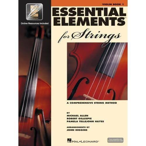 Essential Elements for Strings: Violin Book 1 - Hal Leonard