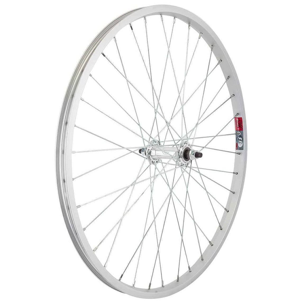 "Wheel Master Front Bicycle Wheel - Silver, 24"" x 1.75"", 36H"