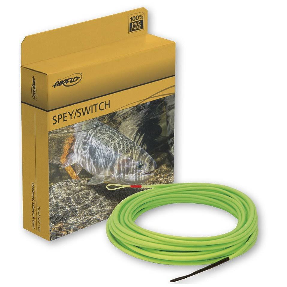 Airflo Skagit Scout Head Fly Line - Wasabi Green, 270 Grains