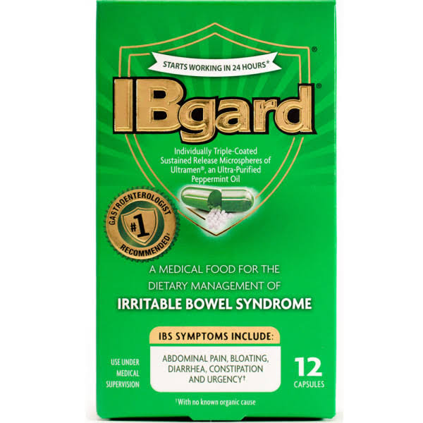 IBgard Diarrhea Treatment - 12ct