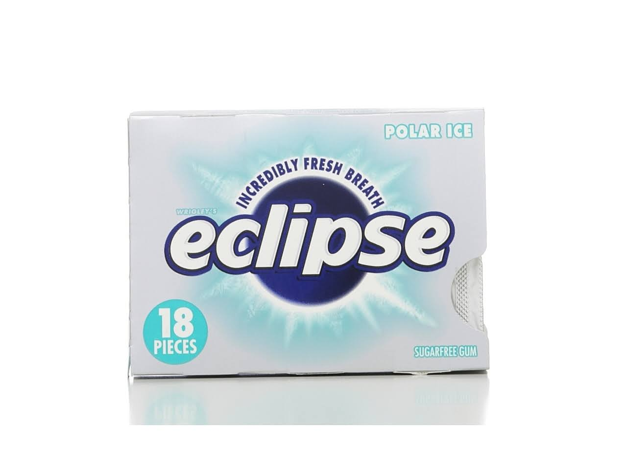 Eclipse Gum - Polar Ice