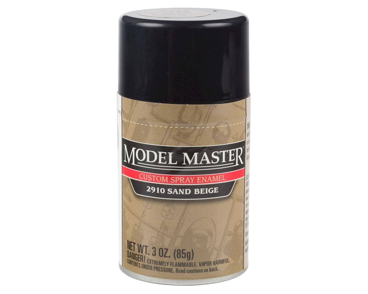 Testors Model Master Spray - Sand Beige, 3oz