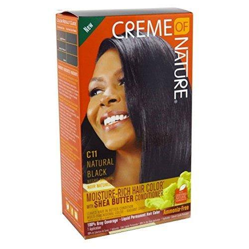 Creme of Nature Color Hair Color - C11 Natural Black