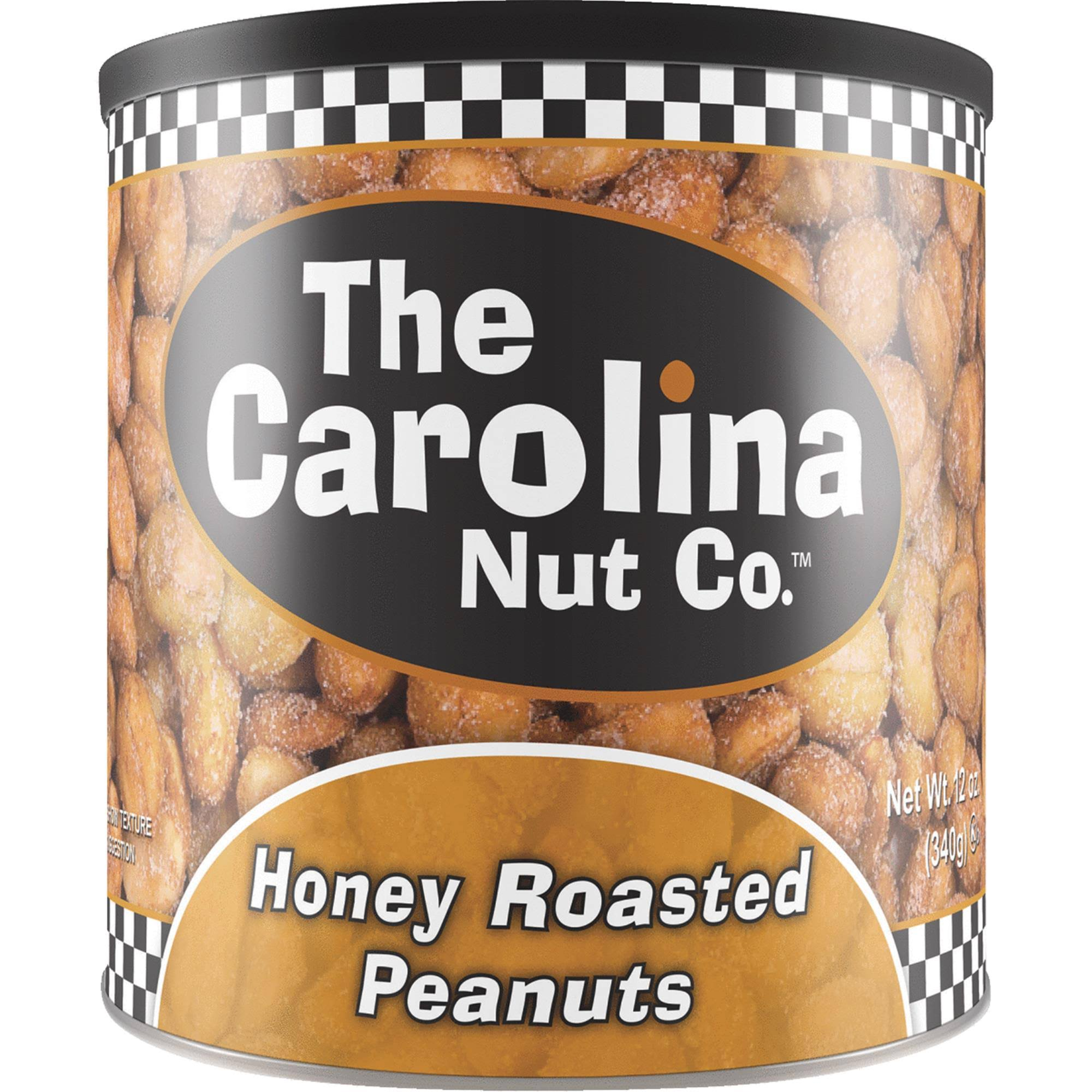 The Carolina Nut Co. Peanuts 12 Oz. (Pack of 6)