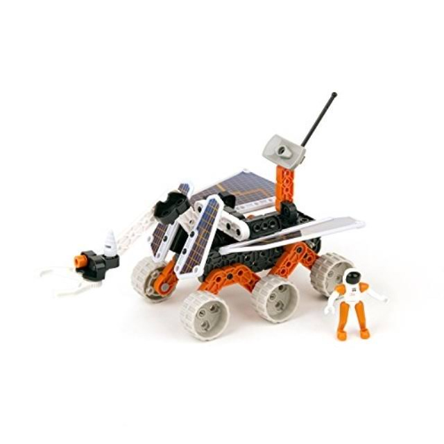 Hexbug Vex Robotics Explorers Rover Construction Kit