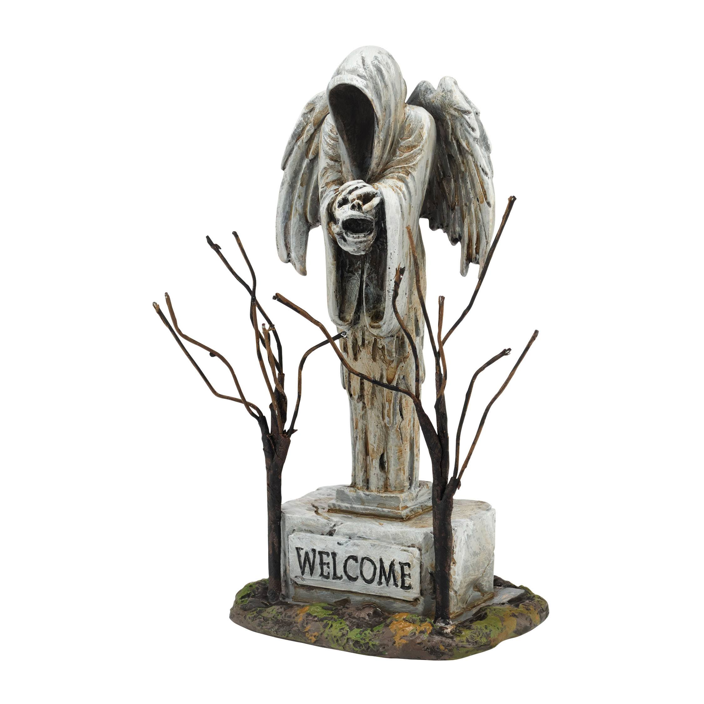 Dept 56 Halloween Village 4054256 Angel of Death