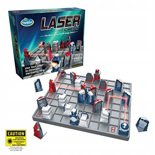 ThinkFun Laser Chess Strategy Game