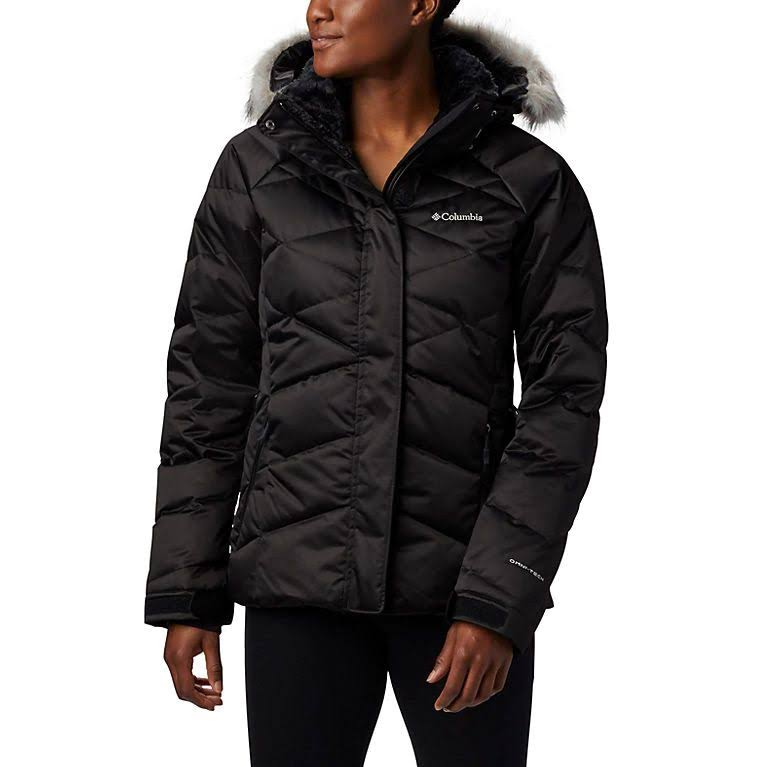 Columbia Women's Lay D Down II Jacket - XL - Black