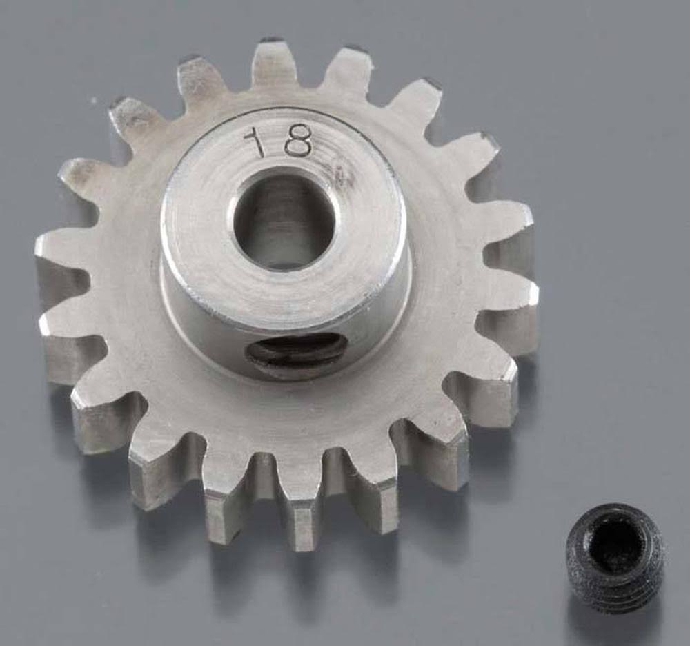 Robinson Racing 1718 Hardened 18T Pinion Gear 32P
