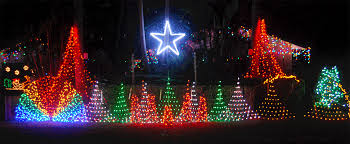 Blinking Christmas Tree Lights Gif by Picture Of Christmas Lights Christmas Lights Decoration
