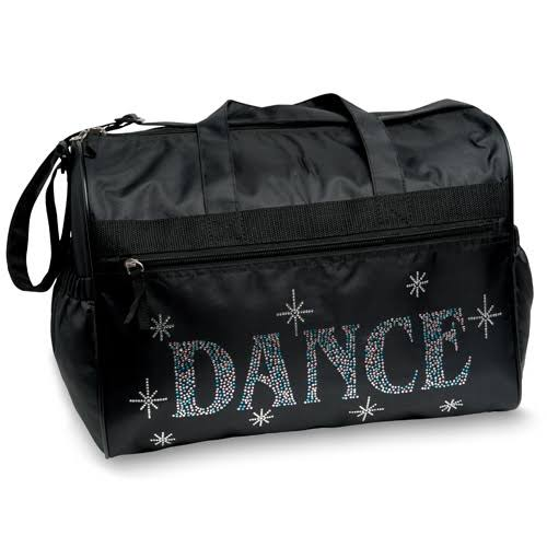 Dansbagz By Danshuz Women's Bling It Dance Bag - Black