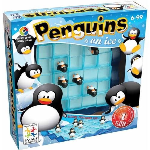 Smart Games Penguins on Ice Board Games