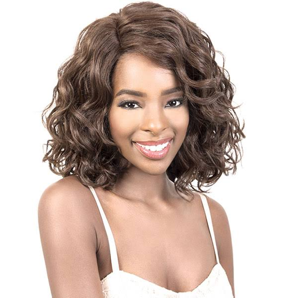 Motown Tress Synthetic Deep Part Let's Lace Front Wig - LDP Helen