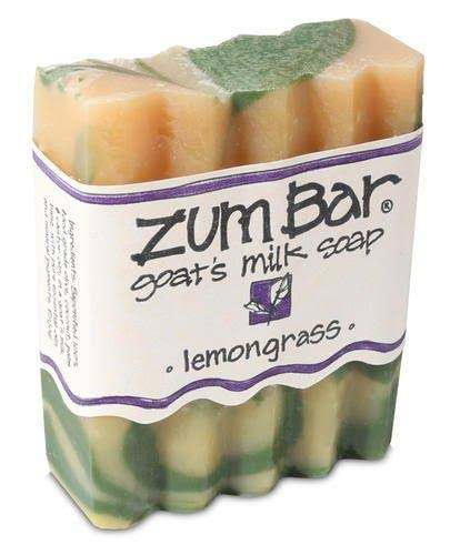 Zum Bar Goat's Milk Soap - Lemongrass
