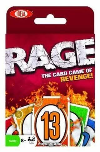 Ideal Rage Card Game
