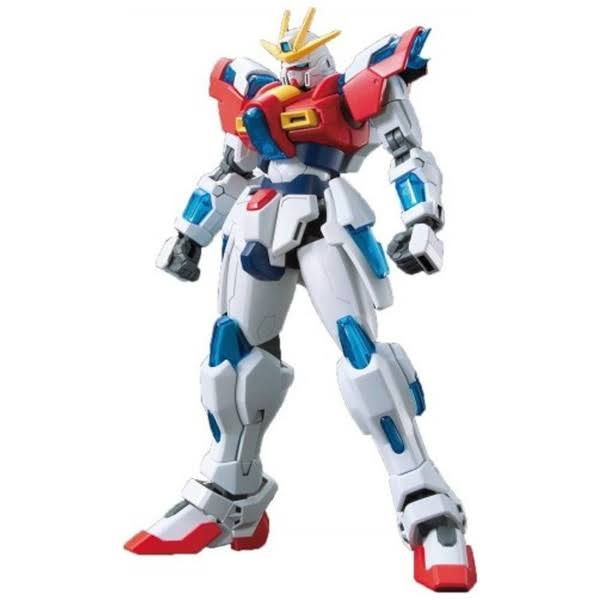 Bandai Gundam Build Fighters Try HGBF Try Burning Gundam Hg 1/144 Model Kit