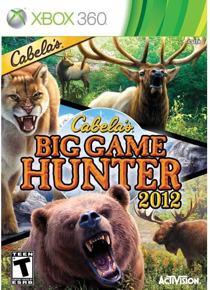 Cabelas Big Game Hunter 2012 [Xbox 360]