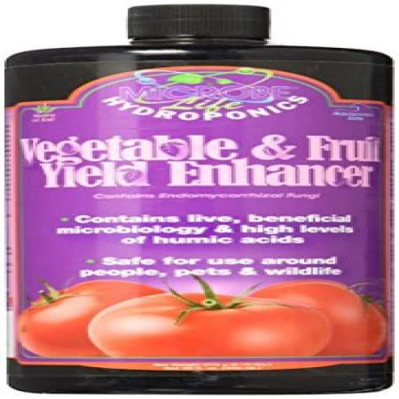 Microbe Life Vegetable & Fruit Yield Enhancer - 32 oz