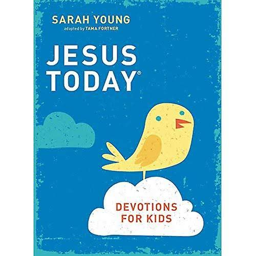 Jesus Today Devotions for Kids [Book]