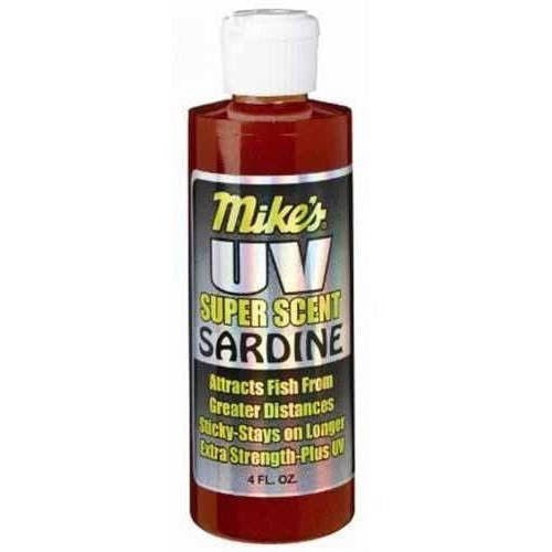 Mike's UV Gel Scent 2 oz. Sardine