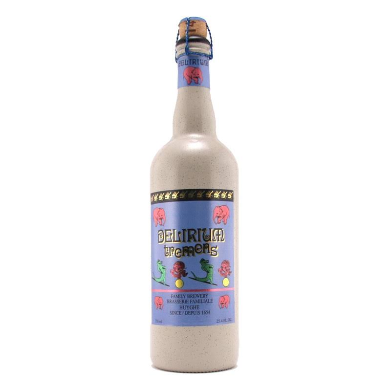 Delirium Tremens Beer - 750ml