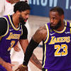 'Just two guys who like to have fun': Lakers' LeBron James, Anthony ...