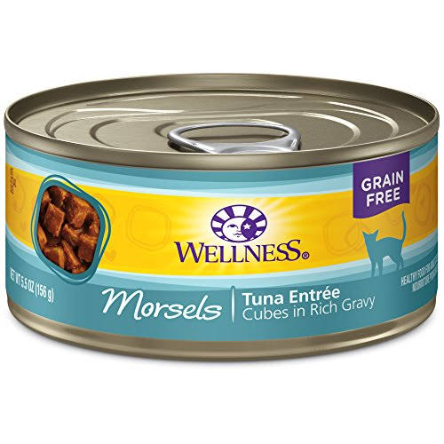 Wellness Cubed Adult Cat Food - Tuna Entree