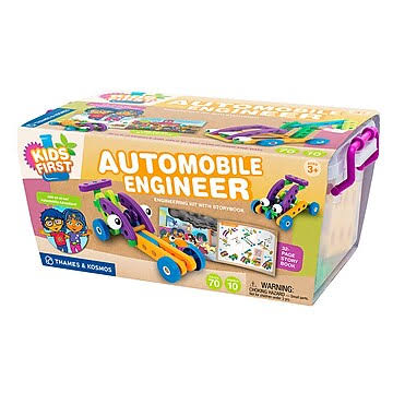 Thames & Kosmos Kids First Automobile Engineer Kit