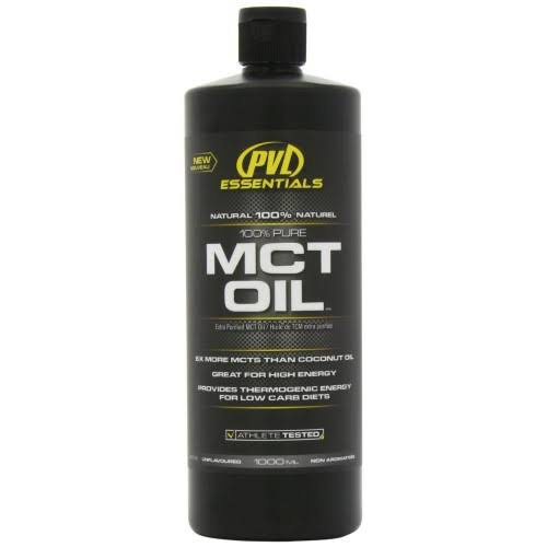 PVL Essentials 100% Pure MCT Oil