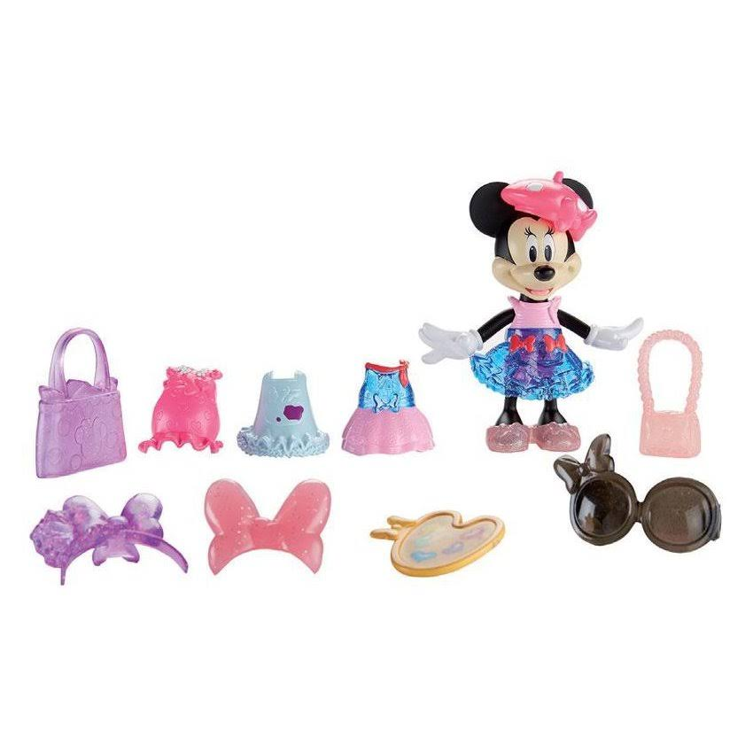 Fisher Price - Minnie Mouse - Deluxe Doll Pack Assor
