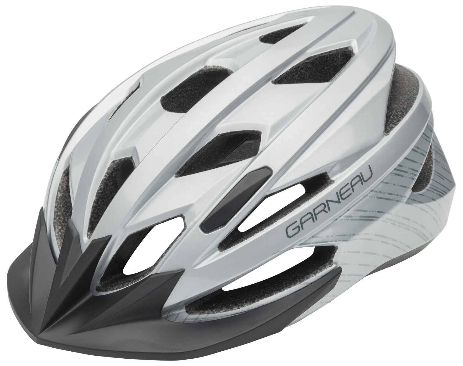 Louis Garneau Eagle Cycling Helmet Gray UA
