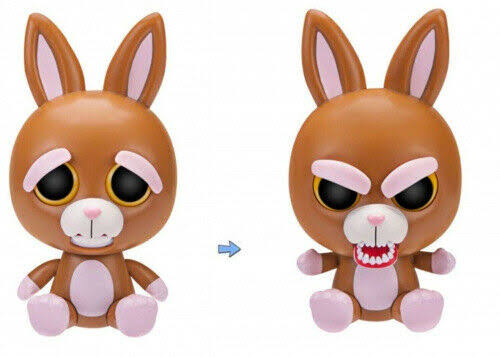 Feisty Pets Vicky Vicious Figure - 4""