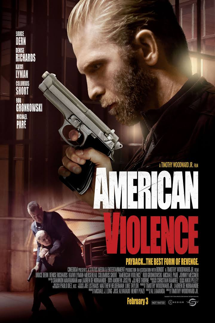 American Violence-American Violence