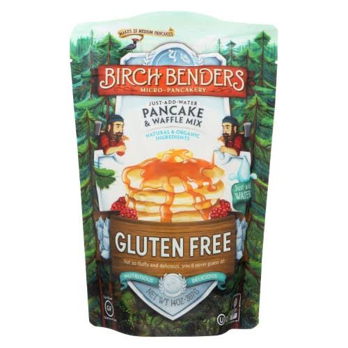 Birch Benders Organic Pancake and Waffle Mix - 14oz