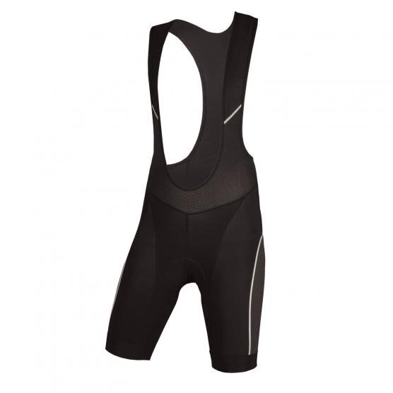 Endura Men's Hyperon Bib Shorts - Black, X-Large