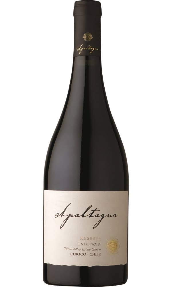 Apaltagua Reserva Pinot Noir 2018 Red Wine from South America - 750ml