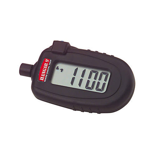 Hangar 9 HAN156 RC Model Vehicle Micro Digital Tachometer
