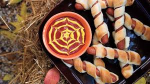Ideas For Halloween Food Names by Halloween Recipes Main Dishes Southern Living