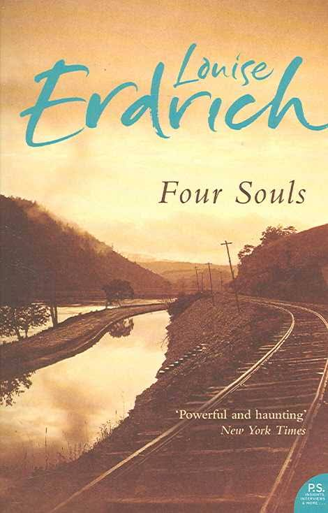 Bilderesultat for erdrich four souls
