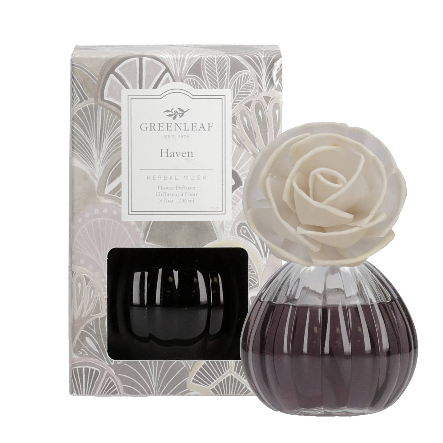Greenleaf Gifts Haven Flower Diffuser