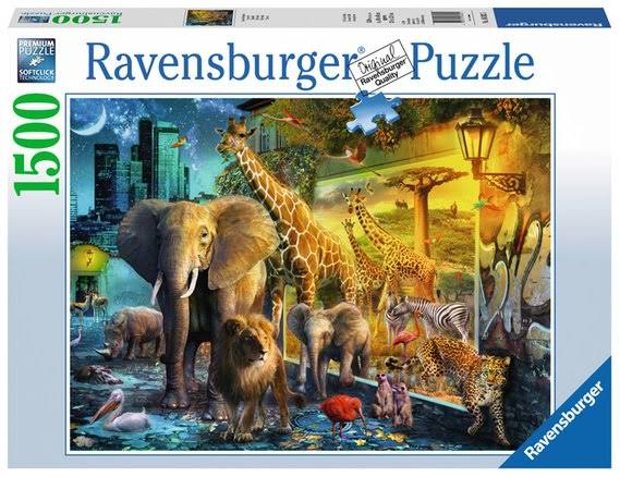 Ravensburger The Portal 1500 Piece Puzzle