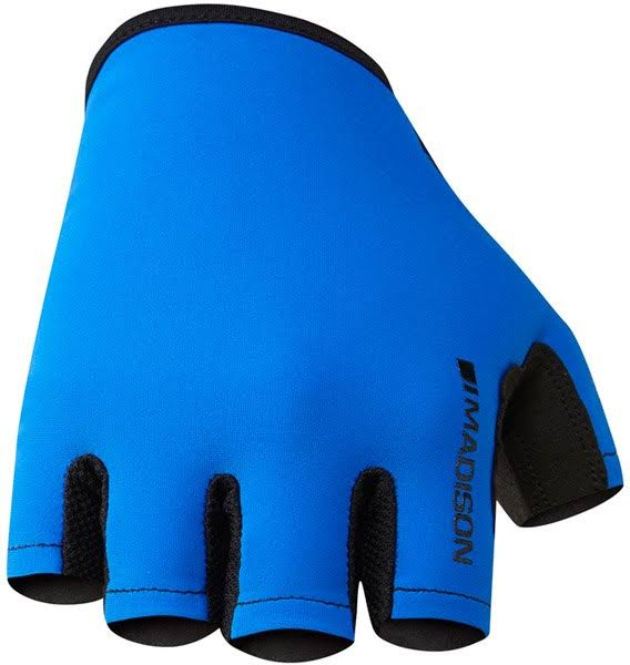 Madison Mitts Track Men Large Royal Blue