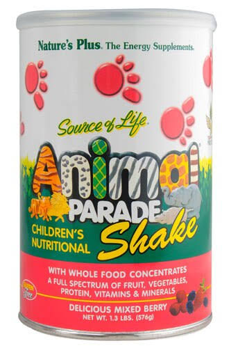 Nature's Plus Animal Parade Shake - 1.3 lbs - Powder