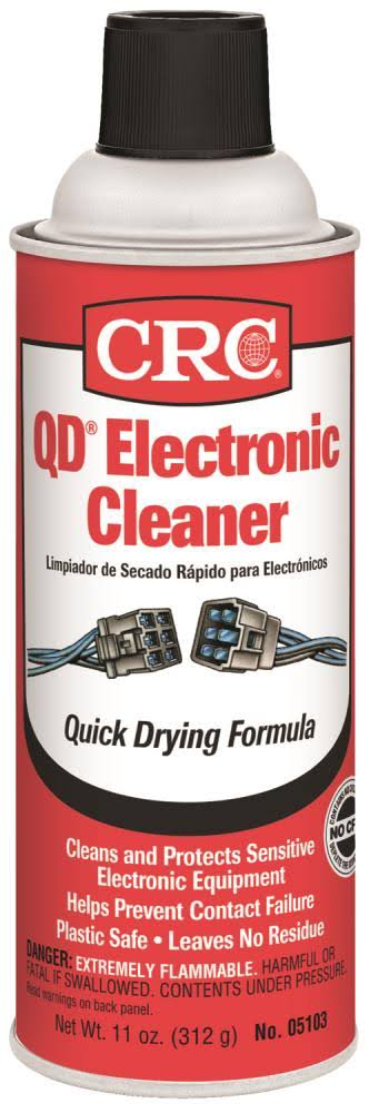 CRC 5103 Quick Dry Electronic Cleaner - 11 oz
