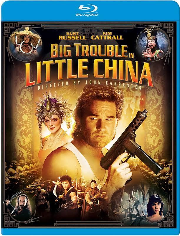 Big Trouble in Little China - BLU-RAY