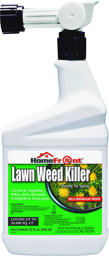 Homefront Lawn Weed Killer Spray