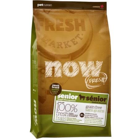 Now Fresh Grain Free Senior Dog Food - Small Breed