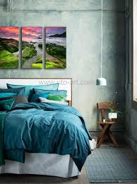 Gypsy Home Decor Nz by Large Home Decor Painting Canvas Art Beach Wall Decoration