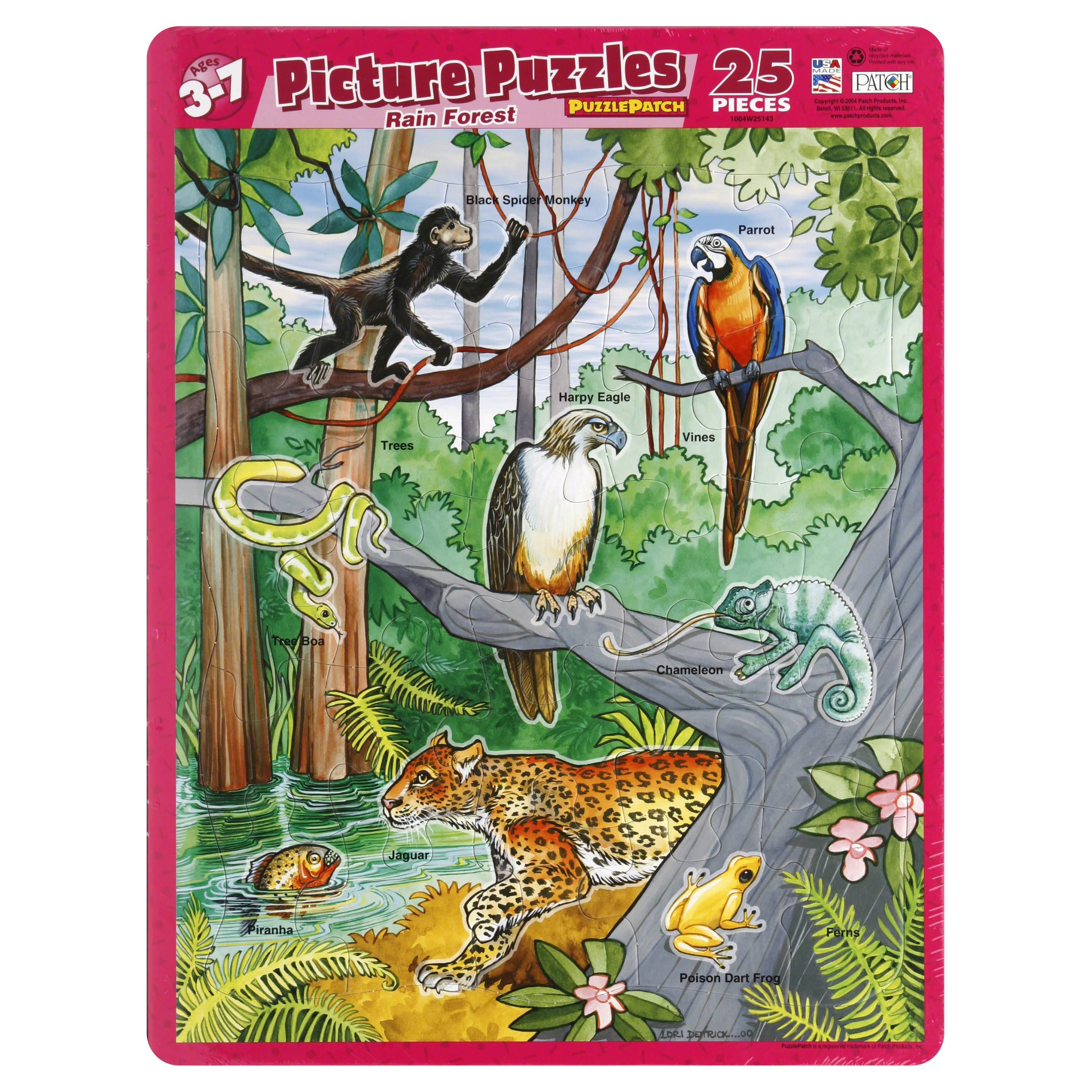 Puzzle Patch 4 Pack Picture Puzzles