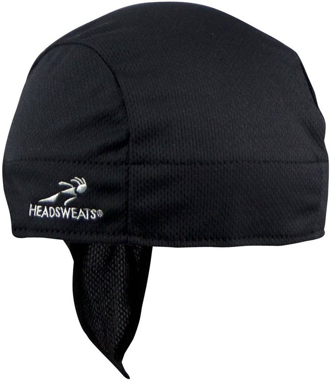 Headsweats Super Duty Shorty Beanie and Helmet Liner - Black, One Size